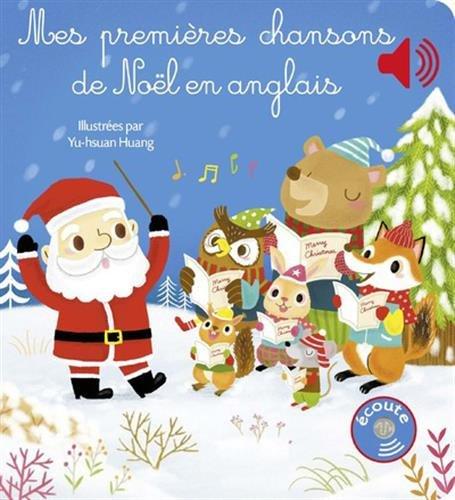 Mes premières chansons de Noël en angl...