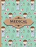 Medical Appointment Book: 6 Columns Appointment Journal, Appointment Scheduler Calendar, Daily Planner Appointment Book, Cute Veterinary Animals Cover...