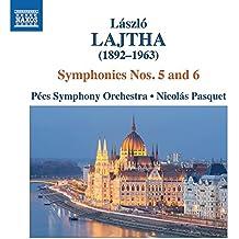 Symphonies n° 5 op. 55 et n° 6 op. 61 - Ouverture du ballet Lysistrata