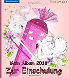 BROCKHAUSEN: Mein Album zur Einschulung 2018: Tiere am See (Schulanfang 2018)