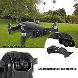 Gomito Camera Lens Sunhood Parasole Copertura Shield Case Protector Anti-glare Cap Parts Accessorio Per DJI Mavic Air RC FPV Drone
