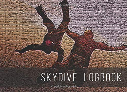 Skydive Logbook por Anakena Publishings