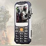vkworld Stein V3S Robustes Telefon 2 Kartensteckplätze 2,4 Zoll Display Handy