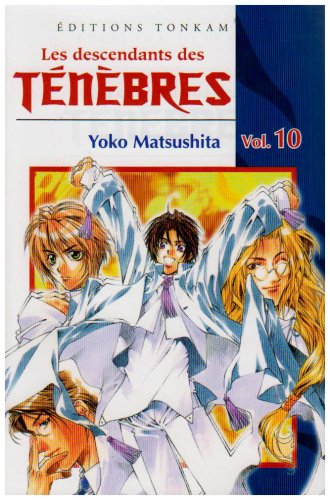 Les Descendants des Ténèbres Edition simple Tome 10