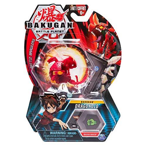 BAKUGAN Spin Master Battle Planet - Dragonoid - 5cm Battle Brawlers und Sammelkarte