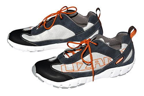Lizard Crew Shoe schwarz/weiß