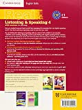 Image de Cambridge English Skills Real Listening and Speaking Level 4 with Answers and Audio CDs