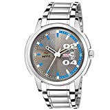 #4: HeMT-Day n Date Display Analog Watch-HM-GR091-GRY-CH