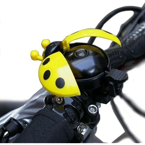 Manillar de la bicicleta Mini bicicleta montaña mtong mariquita campana del anillo.
