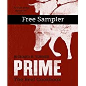 PRIME: The Beef Cookbook: FREE SAMPLER (English Edition)