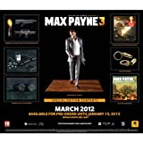 Rockstar - XBOX 360 MAX PAYNE 3 COLLECTOR EDITION