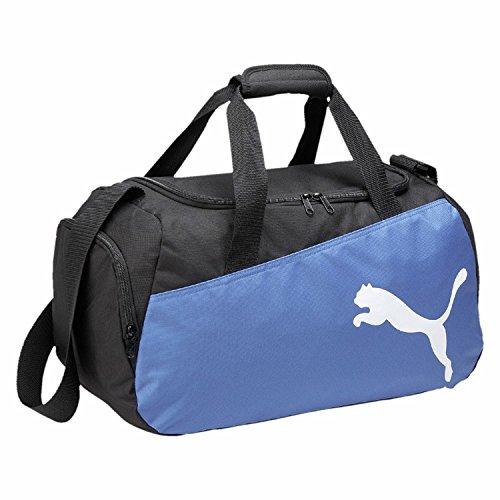 Puma, Borsa sportiva Pro Training, Multicolore(nero-blu-bianco)