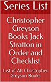 Christopher Greyson Books Jack Stratton in Order and Checklist: List of All Christopher Greyson Books