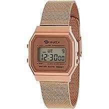 bf02d933d11c Reloj Marea Mujer B35313 8 Digital Retro Rosado