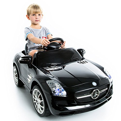 COSTWAY Kids Ride On Car of Electric Mercedes Benz for sale  Delivered anywhere in UK