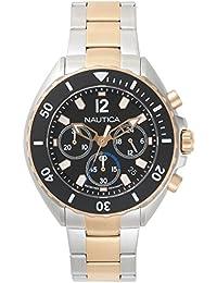 Nautica Herren-Armbanduhr NAPNWP006