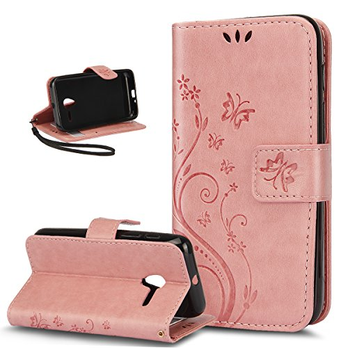 alcatel-onetouch-pixi-3-caseikasus-embossing-butterfly-flower-flip-pu-leather-fold-wallet-pouch-case