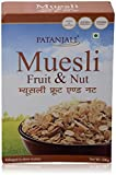 #9: Patanjali Muesli Fruit and Nut, 200g