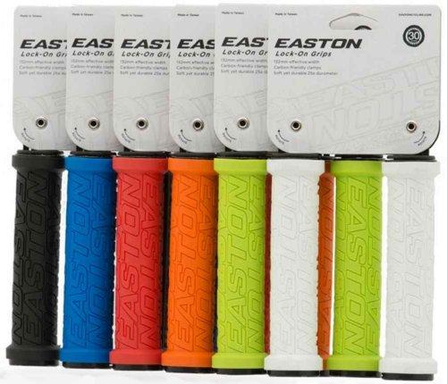 Easton Unisex ea8022350Lock-On Mountain Griff, grün, 33mm