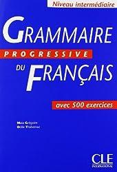 Grammaire Progressive Du Francais: Avec 500 ExercicesGrammaire progressive du français avec 500 exercices