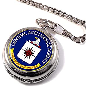 CIA Full Hunter Taschenuhr