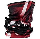 Spyder Herren t-Hot mit Kopfbedeckungen, Herren, 506226, rot/weiß, Einheitsgröße