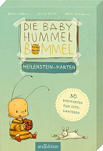 Die Baby Hummel Bommel - Meilenstein-Karten