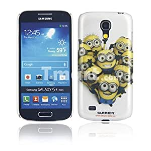 Daddy Series Daddy Family Portrait Pattern Plastic Protective Hard Case for Samsung i9190