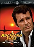 Rockford Files: Season Six [DVD] [Region 1] [US Import] [NTSC]