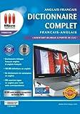 Dictionnaires complets Anglais/Français et Français/Anglais