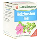 BAD HEILBRUNNER Tee Reizhusten Filterbeutel 8 St