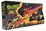 Splash Toys 56018i Grungies Slime Blaster, Schleimgewehr inklusive grünem Slime und Monsterfigur als Ziel für Schleimschüsse, bunt