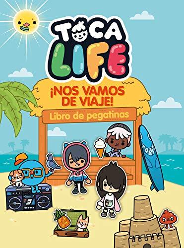 Toca Life. ¡Nos vamos de viaje! (Toca Boca) por Varios autores