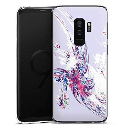 Hülle kompatibel mit Samsung Galaxy S9 Plus Duos Handyhülle Case Design Pattern Muster Pattern Design Case