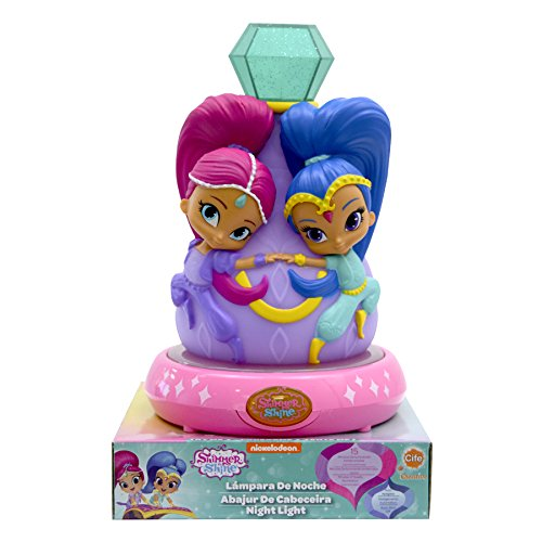 Shimmer and Shine - Ilumina tu personaje (Cife Spain 41129)