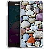 Samsung Galaxy A3 (2016) Housse Étui Protection Coque Cailloux Pierres Rocher