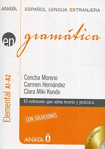 Nuevo Sueña: Gramática. Nivel elemental A1-A2 (Anaya E.L.E. En - Gramática - Nivel Elemental (A1-A2))