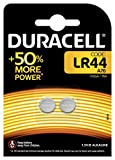 Duracell Specialty LR44 Alkali-Knopfzelle 1,5 V,...