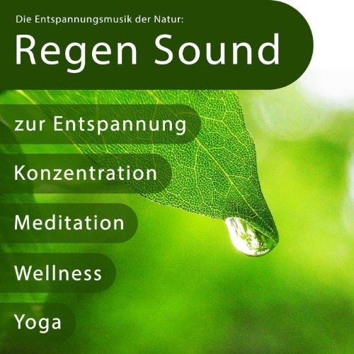 Die Entspannungsmusik der Natur: Regen Sound zur Entspannung, Konzentration, Meditation, Wellness, Yoga