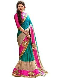 Indian E Fashion Women'S Clothing Saree For Women Latest Design Saree New Collection 2018 (DharmiRama-AROHIM15...