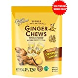 Prince of Peace 100% Natural Ginger Candy Chews - 4.4 oz by Prince Of Peace