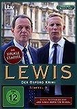 """Lewis - Der Oxford Krimi - Staffel 9 + Pilotfilm """"Der junge Inspektor Morse"""" [4 DVDs] -"""
