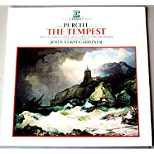Erato STU 71274 - The Tempest - Henry Purcell - John Eliot Gardiner - (1Disque Vinyle 33t LP)