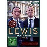 "Lewis - Der Oxford Krimi - Staffel 9 + Pilotfilm ""Der junge Inspektor Morse"""