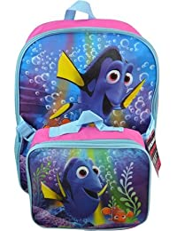 Preisvergleich für Disney Pixar Finding Dory Deluxe Backpack and Lunch Bag Set