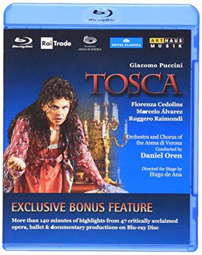 Preisvergleich Produktbild Puccini: Tosca Special Edition [Blu-ray]