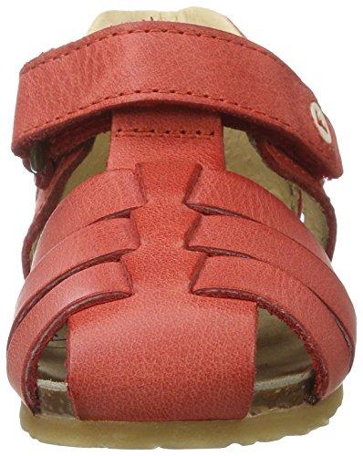 Falcotto Falcotto 1405, Chaussures Bébé marche mixte bébé Rot (Rot)
