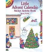 [( Advent Calendar Sticker Activity )] [by: Marty Noble] [Mar-2003]