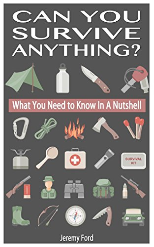 The Barebones Guide To Bushcraft: What You Need To Know In A Nutshell (English Edition)
