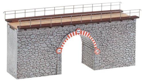 Faller 120498 - modellismo ferroviario, ponte in pietra